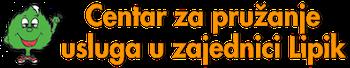 Centar za pružanje usluga u zajednici Lipik logo