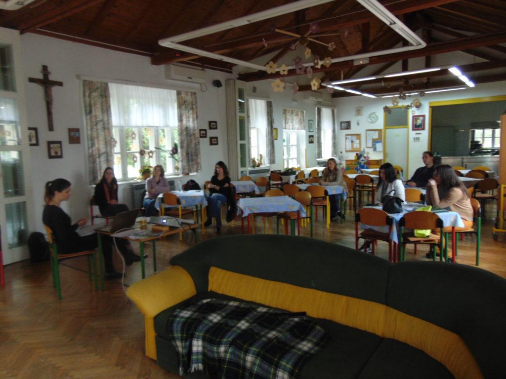 RADIONICA OUTWARD BOUND- a Hrvatska